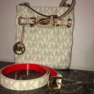 MK Purse & Belt